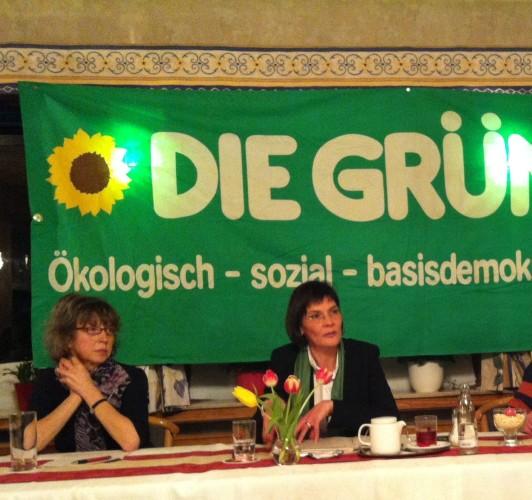 Eva Goldmann informiert zum Kommunalen Länderfinanzausgleich