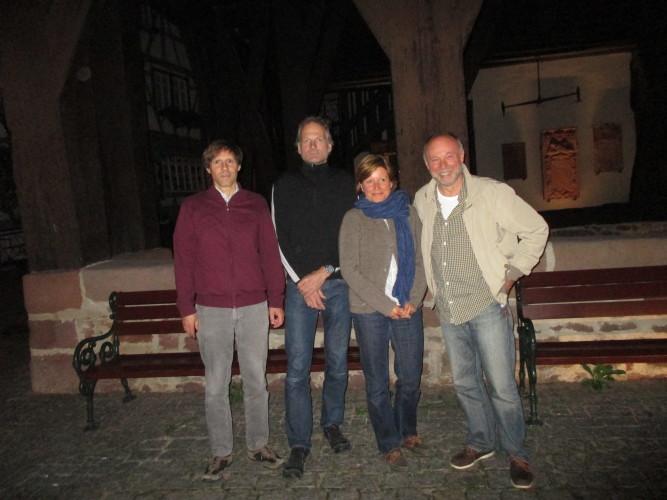 Grüne Michelstadt, Vorstand, Windenergie, Flüchtlinge, Kellereiberg,Odenwald