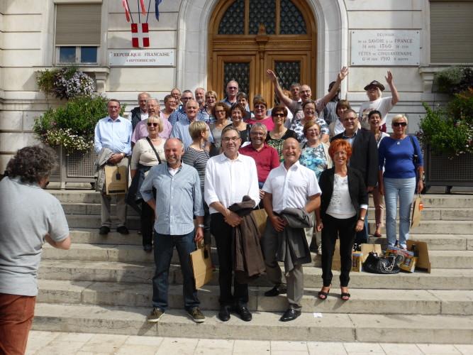 Grüne Michelstadt, Rumilly, Stadtverband, Freundschaft, Partnerschaft, Michelstadt
