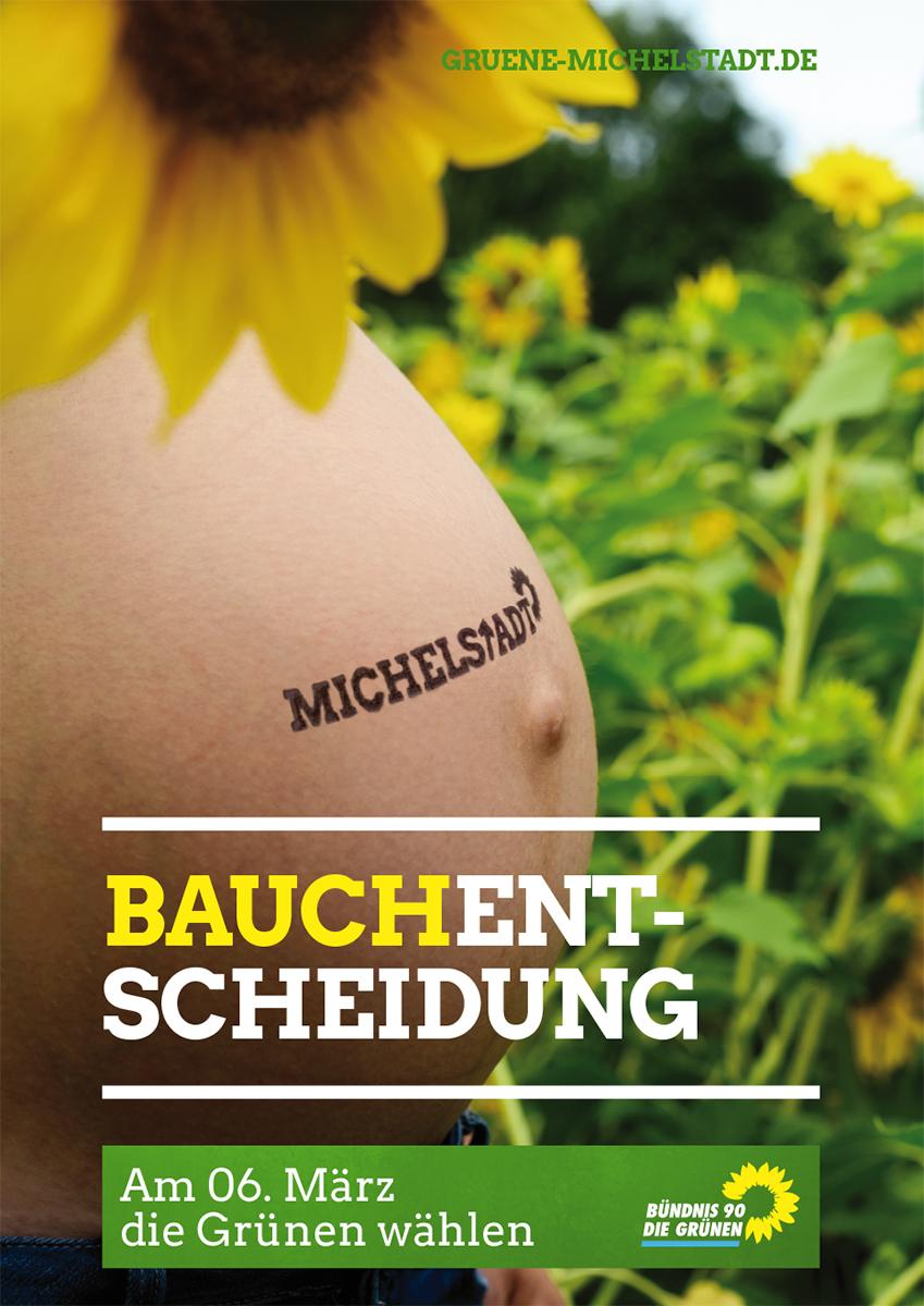 Gruene_Bauchplakat